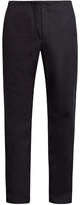 Acne Studios Ari Pop cotton-poplin trousers