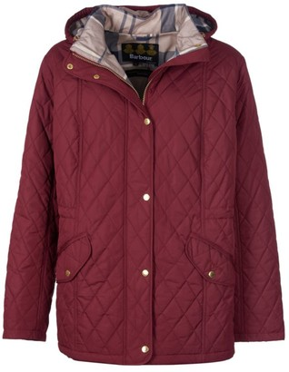 Barbour, Plus Size Millfire Quilted Jacket
