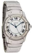 Cartier Santos Ronde Watch