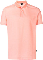 HUGO BOSS classic polo shirt - men - Cotton - L