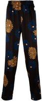 MSGM floral print trousers - men - Polyamide/Polyester/Spandex/Elastane - 46
