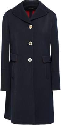 Piazza Sempione Wool-blend Twill Coat