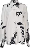 Rochas Leaf Printed Shirt