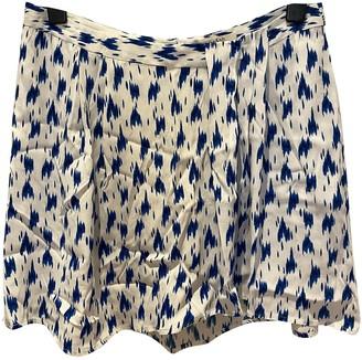 Maje White Skirt for Women