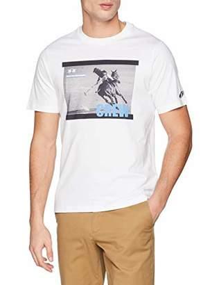 La Martina Men's Man T-Shirt Cotton Jersey Kniited Tank Top, (Optic White 00001), XX-Large