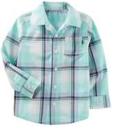 Osh Kosh Oshkosh Bgosh Toddler Boy Button Down Shirt