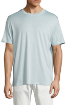 Toscano Silk Crewneck T-Shirt