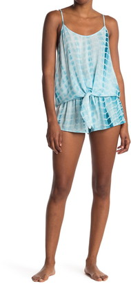 Midnight Bakery Asher Tie-Dye Camisole & Shorts 2-Piece Pajama Set