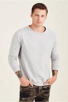 True Religion Mens Pullover Sweatshirt