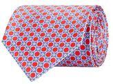 Stefano Ricci Circle Micro Flower Tie