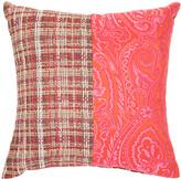 Etro Cali Mix Material Cushion 45x45cm