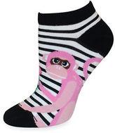 Kate Spade Monkey Print Socks