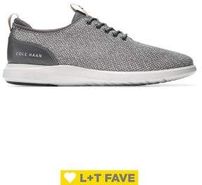 Cole Haan Grand Plus Essex Distance Knitted Oxford Sneakers