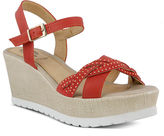 Spring Step Uribia Platform Wedge Sandals
