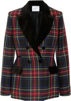 Racil Tartan Oxford Jacket