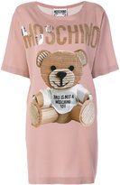 Moschino teddy T-shirt dress