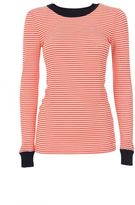 Michael Kors Women Striped T-shirt