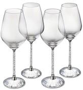 Swarovski Crystalline Red Wine Glass, Set of 2