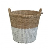 Numero 74 Storage basket - white