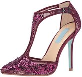 Betsey Johnson Blue by Women's Sb-Eliza Dress Pump