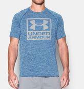 Under Armour Men's UA Boxed Logo Twist T-Shirt