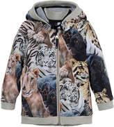 Molo Wild Cats High Soft Shell Jacket