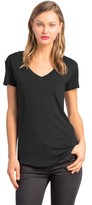 LAmade Women's V-Neck Pocket Tee