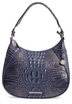 Brahmin Melbourne Amira Shoulder Bag - Blue