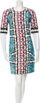 Peter Pilotto Digital Print Dress w/ Tags