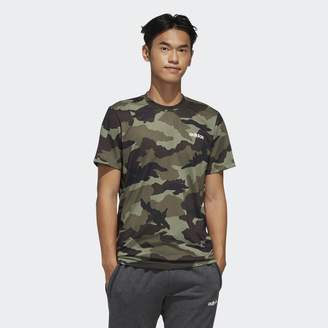 adidas Fast and Confident AOP Tee