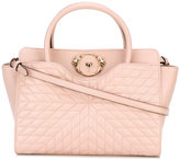 Roberto Cavalli quilted tote - women - Calf Leather - One Size