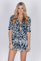 Raga Tropic Blues Dress