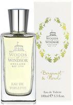 Woods of Windsor Bergamot & Neroli Eau de Toilette 100ml