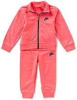 Nike Baby Girls 12-24 Months Track Jacket & Pant Set