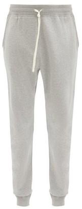 Reigning Champ Slim Cotton-jersey Track Pants - Light Grey