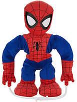 """Spiderman Swing & Sling 15.5"""" Plush Talking Toy"""