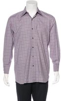 Tom Ford French Cuff Woven Shirt
