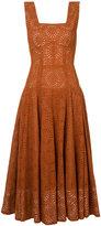 Derek Lam broderie anglaise dress - women - Silk/Cotton - 38