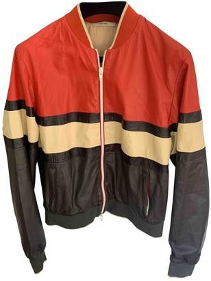 Celine Multicolour Leather Leather jackets