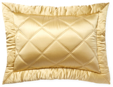 Ann Gish Big Diamond Silk Boudoir Pillow
