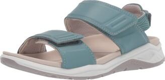 Ecco Outdoor Women's X-TRINSIC Leather Sandal Sport
