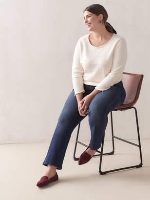 D/C Jeans Universal Fit, Petite, Bootcut Jean - d/C JEANS
