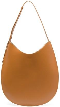 Aesther Ekme Flat Hobo leather shoulder bag