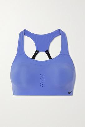 Nike Alpha Dri-fit Sports Bra - Blue