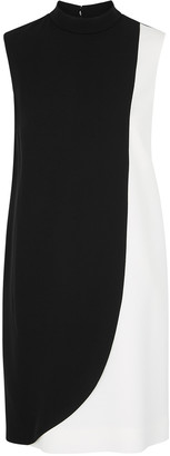 Givenchy Monochrome mini shift dress