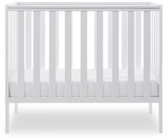 O Baby Bantam Space Saver Cot Bed & Mattress