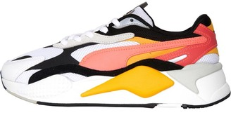 Puma RS-X3 Puzzle White/Grey/Red