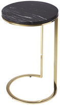 Butler Specialty Company Butler Martel Marble and Metal Side Table