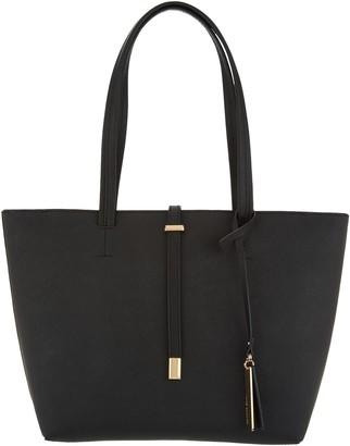 Vince Camuto Saffiano Leather Tote Bag - Leila