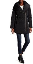 Cole Haan Pillow Collar Quilted Down Jacket
